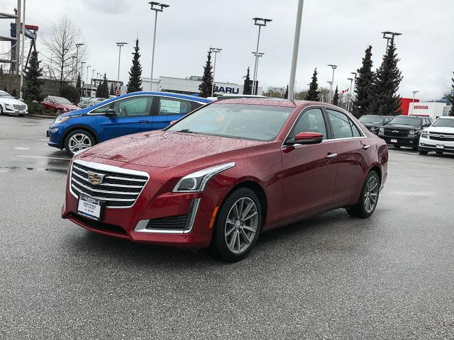 2018 Cadillac CTS 3.6L Luxury (Stk: 972130) in North Vancouver - Image 8 of 24