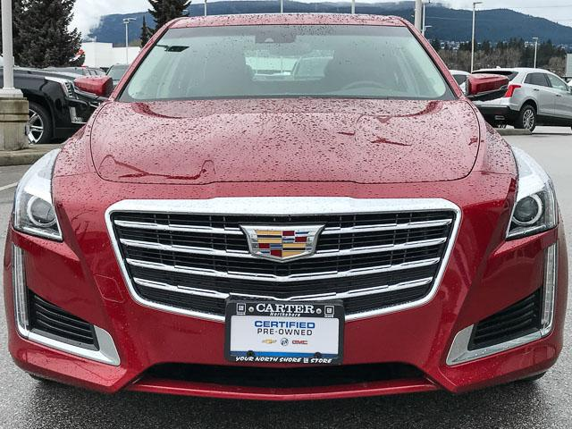 2018 Cadillac CTS 3.6L Luxury (Stk: 972130) in North Vancouver - Image 10 of 24