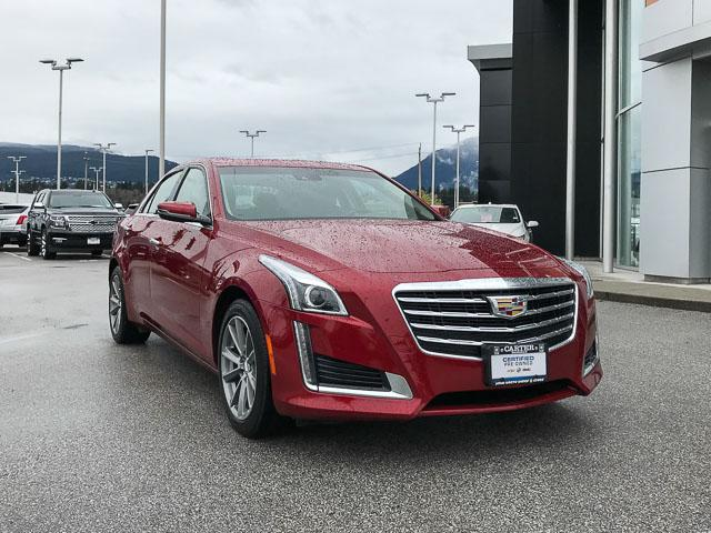 2018 Cadillac CTS 3.6L Luxury (Stk: 972130) in North Vancouver - Image 2 of 24