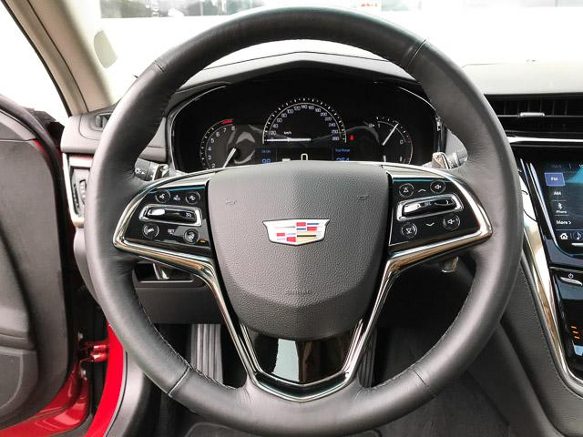 2018 Cadillac CTS 3.6L Luxury (Stk: 972130) in North Vancouver - Image 18 of 24