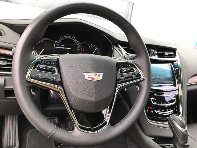 2018 Cadillac CTS 3.6L Luxury (Stk: 972130) in North Vancouver - Image 19 of 24