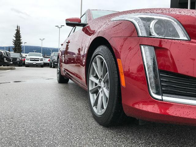 2018 Cadillac CTS 3.6L Luxury (Stk: 972130) in North Vancouver - Image 14 of 24