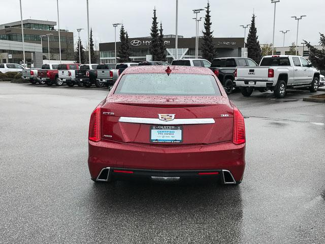 2018 Cadillac CTS 3.6L Luxury (Stk: 972130) in North Vancouver - Image 5 of 24