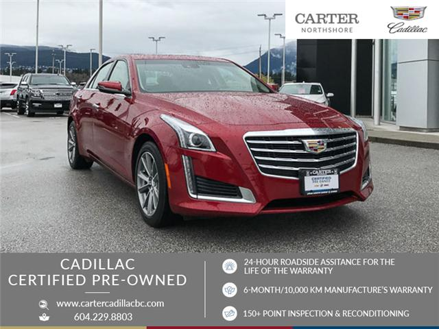 2018 Cadillac CTS 3.6L Luxury (Stk: 972130) in North Vancouver - Image 1 of 24