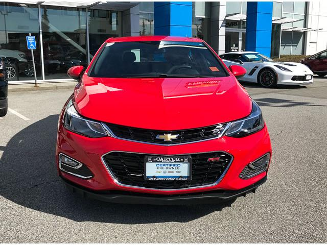 2017 Chevrolet Cruze Hatch LT Auto (Stk: 9C44571) in North Vancouver - Image 13 of 28