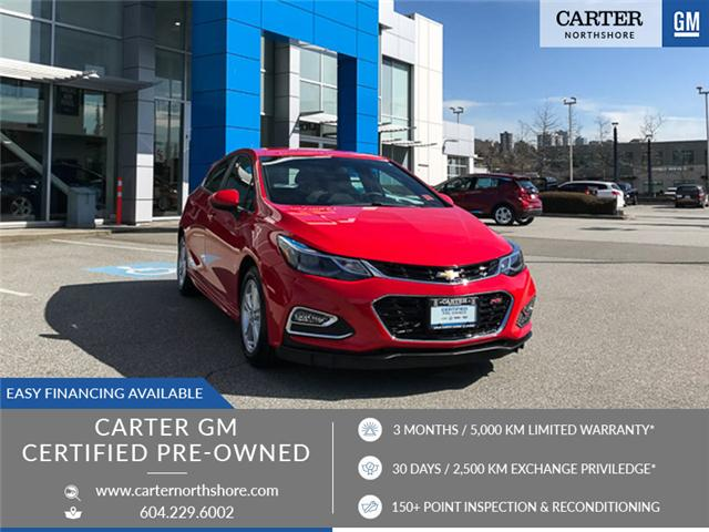 2017 Chevrolet Cruze Hatch LT Auto (Stk: 9C44571) in North Vancouver - Image 1 of 28