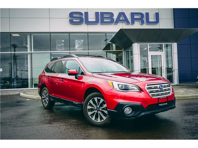 2016 Subaru Outback 3.6R Limited Package (Stk: 14780AS) in Thunder Bay - Image 1 of 11