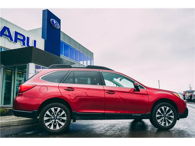 2016 Subaru Outback 3.6R Limited Package (Stk: 14780AS) in Thunder Bay - Image 2 of 11