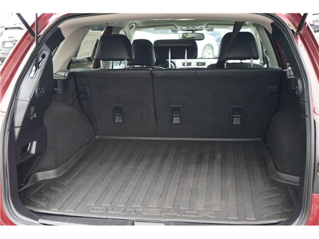 2016 Subaru Outback 3.6R Limited Package (Stk: 14780AS) in Thunder Bay - Image 11 of 11
