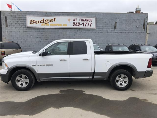 2011 Dodge Ram 1500 SLT 1D7RV1GT2BS540512 bp574 in Saskatoon