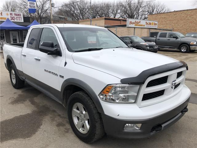2011 Dodge Ram 1500 SLT (Stk: bp574) in Saskatoon - Image 7 of 19