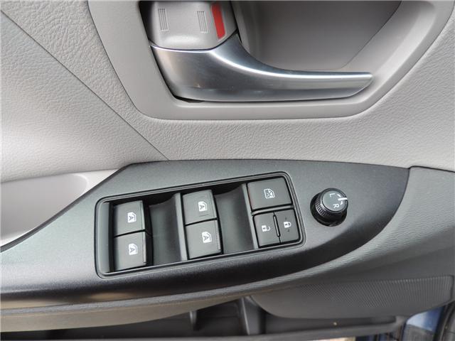2018 Toyota Sienna LE 8-Passenger (Stk: 192211) in Brandon - Image 11 of 21
