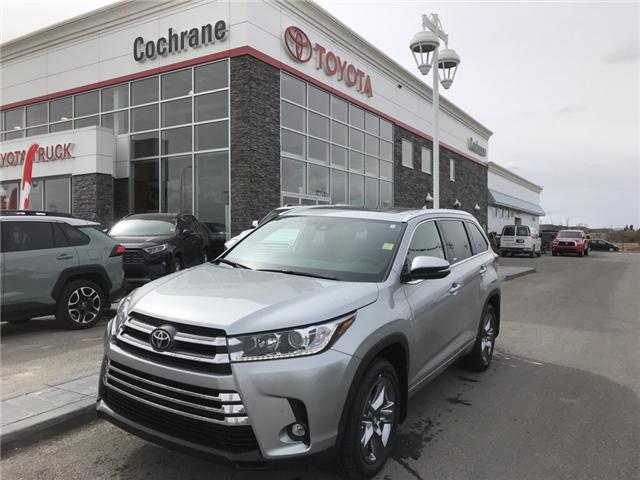 2019 Toyota Highlander Limited (Stk: 190230) in Cochrane - Image 1 of 14