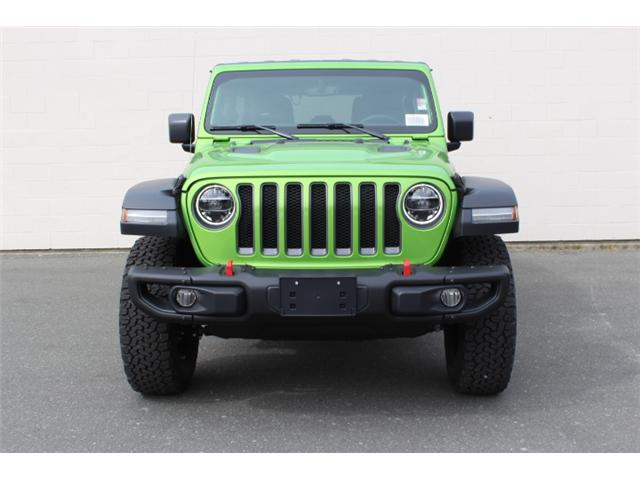 2019 Jeep Wrangler Unlimited Rubicon (Stk: W550772) in Courtenay - Image 24 of 29