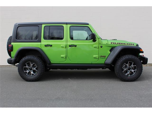 2019 Jeep Wrangler Unlimited Rubicon (Stk: W550772) in Courtenay - Image 25 of 29