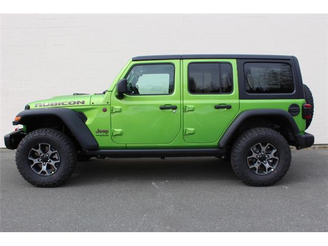 2019 Jeep Wrangler Unlimited Rubicon (Stk: W550772) in Courtenay - Image 27 of 29