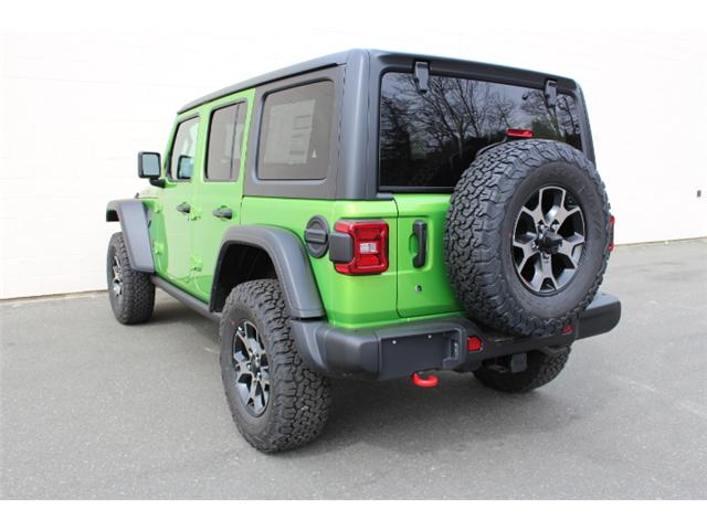 2019 Jeep Wrangler Unlimited Rubicon (Stk: W550772) in Courtenay - Image 3 of 29