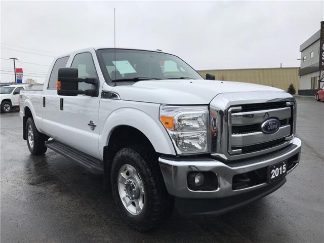 2015 Ford F-250 XL (Stk: 19173) in Sudbury - Image 1 of 12