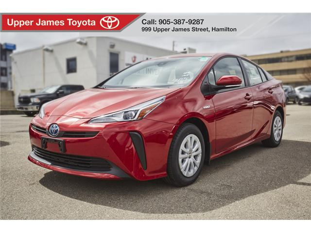 2019 Toyota Prius Base (Stk: 190375) in Hamilton - Image 1 of 7
