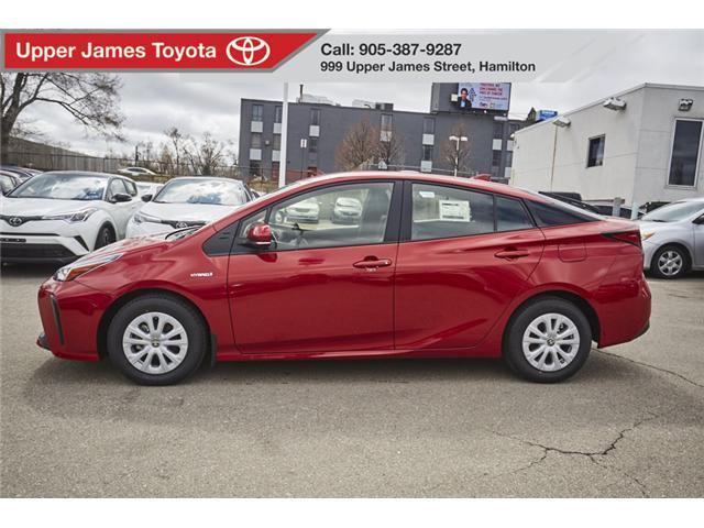 2019 Toyota Prius Base (Stk: 190375) in Hamilton - Image 2 of 7