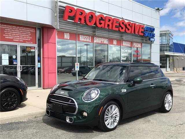 2019 MINI 3 Door Cooper S (Stk: KZA51476) in Sarnia - Image 1 of 27