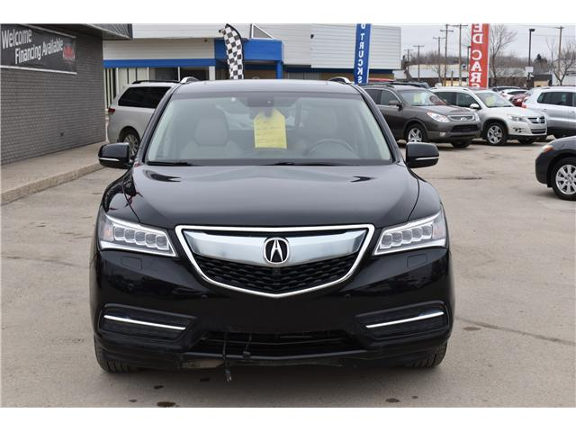 2014 Acura MDX Elite Package (Stk: P31939L) in Saskatoon - Image 2 of 27