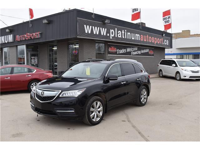 2014 Acura MDX Elite Package (Stk: P31939L) in Saskatoon - Image 1 of 27