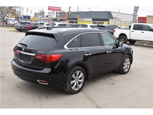 2014 Acura MDX Elite Package (Stk: P31939L) in Saskatoon - Image 6 of 27
