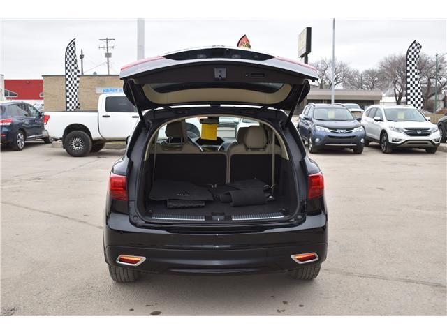 2014 Acura MDX Elite Package (Stk: P31939L) in Saskatoon - Image 10 of 27