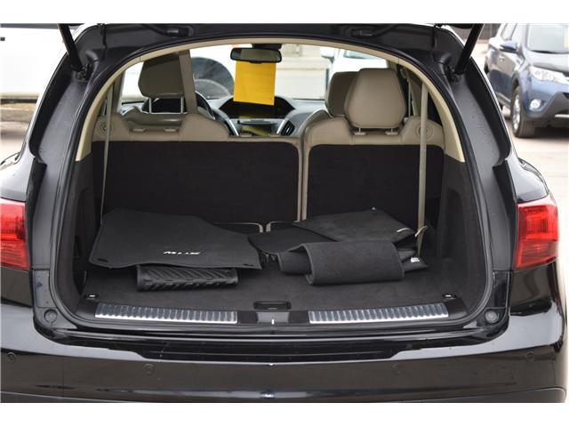 2014 Acura MDX Elite Package (Stk: P31939L) in Saskatoon - Image 11 of 27