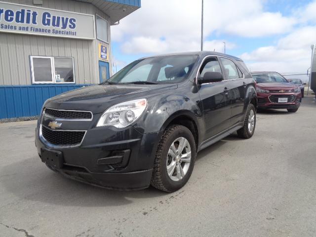2013 Chevrolet Equinox LS (Stk: I7522) in Winnipeg - Image 1 of 18