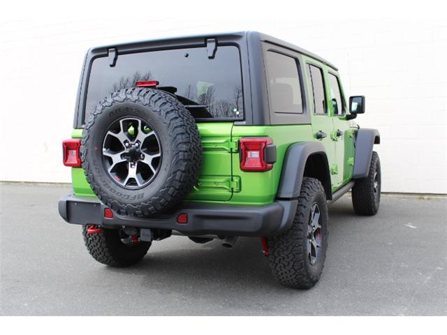 2019 Jeep Wrangler Unlimited Rubicon (Stk: W573976) in Courtenay - Image 4 of 28