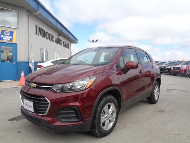 2017 Chevrolet Trax LS (Stk: I7539) in Winnipeg - Image 1 of 18