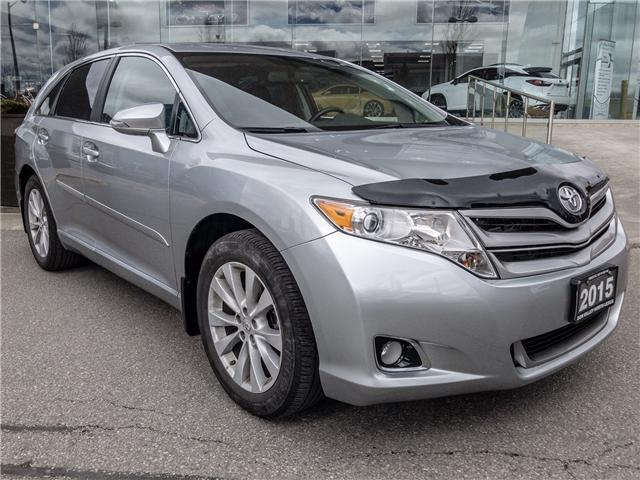 2015 Toyota Venza Base (Stk: 27729A) in Markham - Image 1 of 21