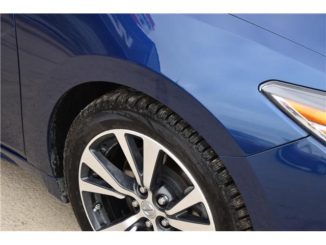 2016 Nissan Maxima Platinum (Stk: CON3) in Saskatoon - Image 10 of 27