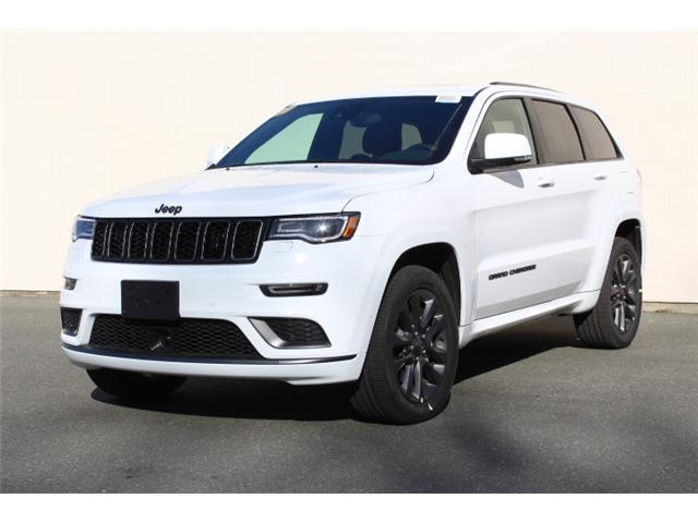 2019 Jeep Grand Cherokee Overland (Stk: C716804) in Courtenay - Image 2 of 30