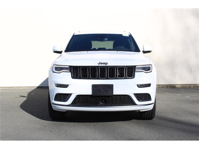2019 Jeep Grand Cherokee Overland (Stk: C716804) in Courtenay - Image 25 of 30