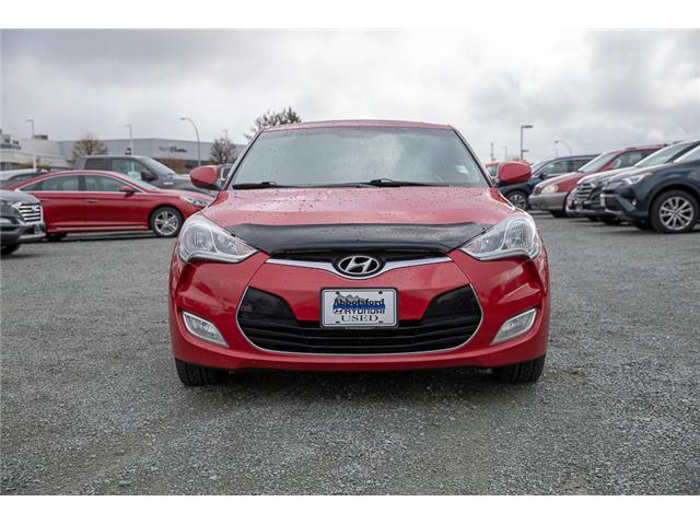 2012 Hyundai Veloster Tech (Stk: KK288772A) in Abbotsford - Image 2 of 27