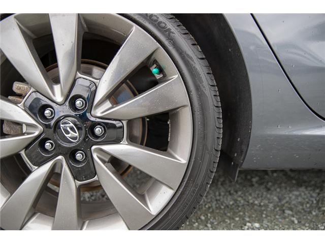 2018 Hyundai Elantra GT Sport Ultimate (Stk: AH8817) in Abbotsford - Image 9 of 30