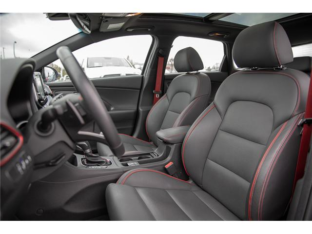 2018 Hyundai Elantra GT Sport Ultimate (Stk: AH8817) in Abbotsford - Image 13 of 30