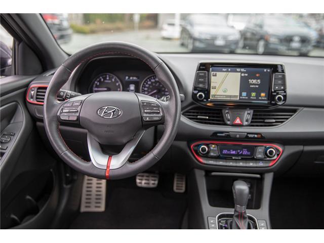 2018 Hyundai Elantra GT Sport Ultimate (Stk: AH8817) in Abbotsford - Image 17 of 30