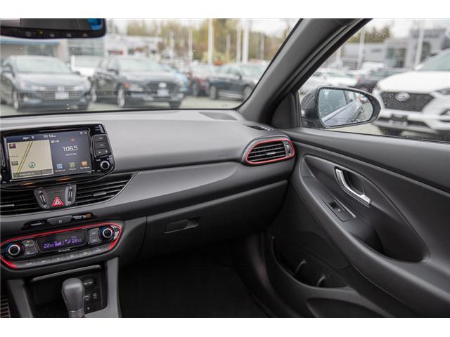 2018 Hyundai Elantra GT Sport Ultimate (Stk: AH8817) in Abbotsford - Image 18 of 30