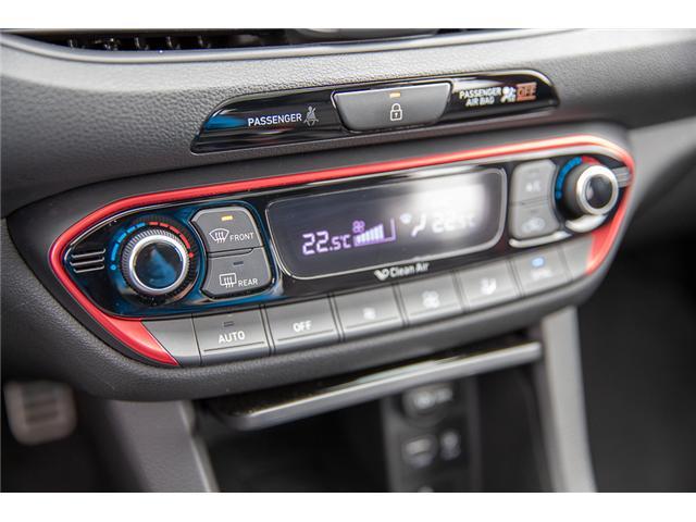 2018 Hyundai Elantra GT Sport Ultimate (Stk: AH8817) in Abbotsford - Image 27 of 30