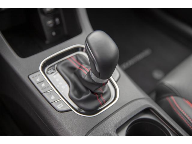2018 Hyundai Elantra GT Sport Ultimate (Stk: AH8817) in Abbotsford - Image 28 of 30