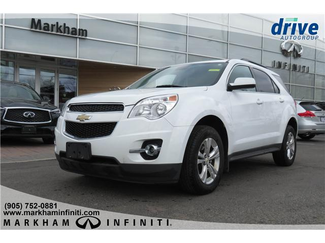 2012 Chevrolet Equinox 1LT (Stk: P3158A) in Markham - Image 1 of 19