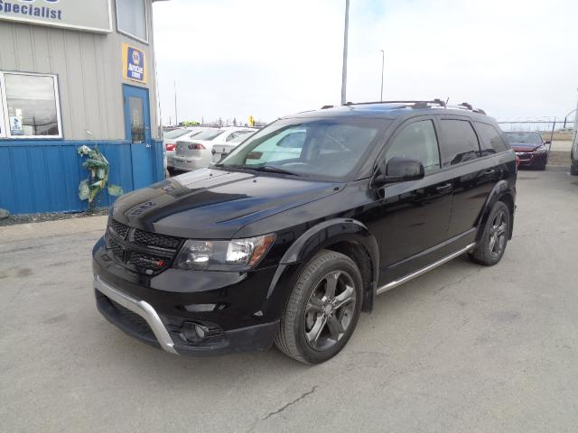 2014 Dodge Journey Crossroad (Stk: I7529) in Winnipeg - Image 1 of 22