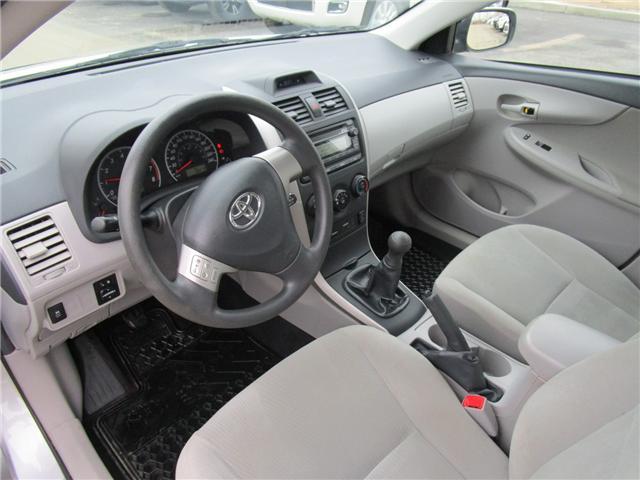 2013 Toyota Corolla CE (Stk: 1891143 ) in Moose Jaw - Image 12 of 22