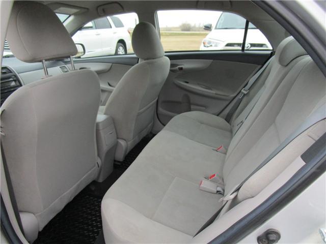 2013 Toyota Corolla CE (Stk: 1891143 ) in Moose Jaw - Image 21 of 22