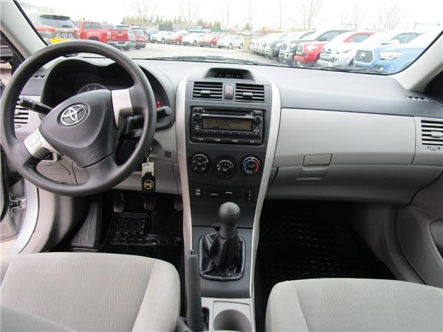 2013 Toyota Corolla CE (Stk: 1891143 ) in Moose Jaw - Image 13 of 22