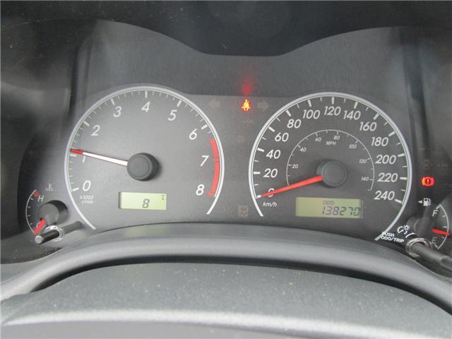 2013 Toyota Corolla CE (Stk: 1891143 ) in Moose Jaw - Image 16 of 22
